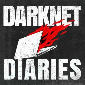 Darknet Diaries – True stories from the dark side of the Internet.