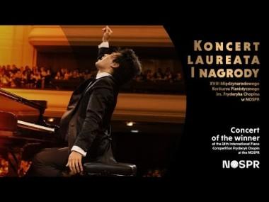 Koncert Laureata I Nagrody XVIII Konkursu Chopinowskiego - Bruce'a (Xiaoyu) Liu i Finalistki Evy Gevorgyan