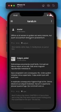 kbin app update